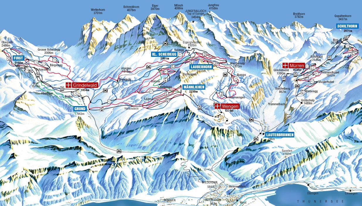 iskicouk Ski Holidays in Wengen