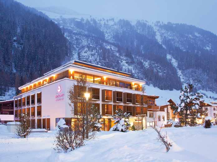 I Ski Co Uk Anthony S Hotel St Anton Austria