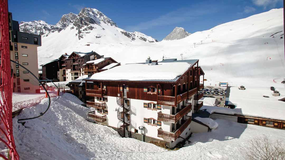 I aparthotel alpina tignes france for Apparthotel en france