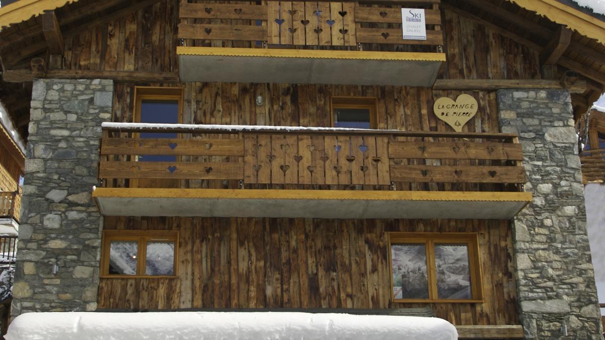 I Ski Co Uk Chalet Daurel Meribel France