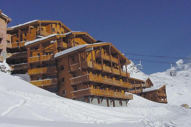 i ski co uk chalet abricot val thorens