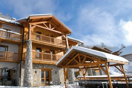 i ski co uk chalet hotel la foret les arcs