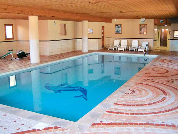 I chalet monique les arcs france - Pool school 123 ...
