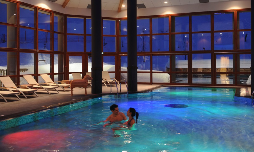 I club med valmorel valmorel france for Piscine valmorel