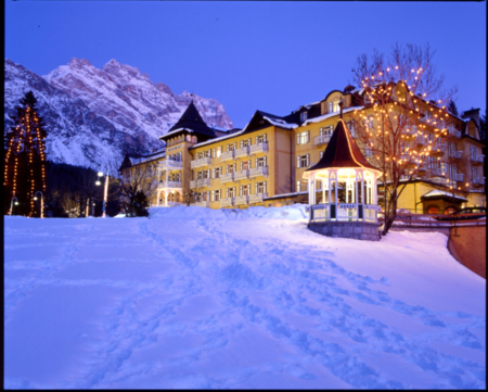 Grand Hotel Miramonti Majestic Cortina