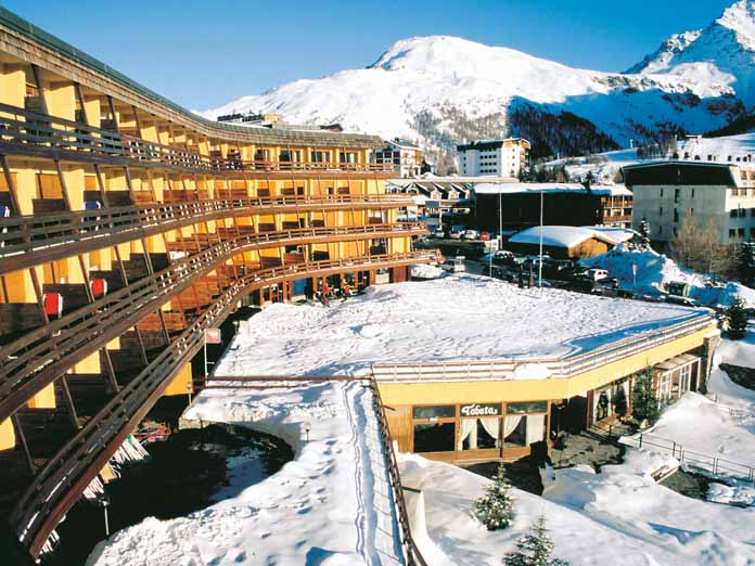 Grand Hotel Sestriere Booking