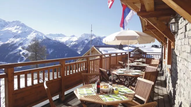 I boutique hotel l 39 accroche coeur la rosiere for Boutique hotel ski