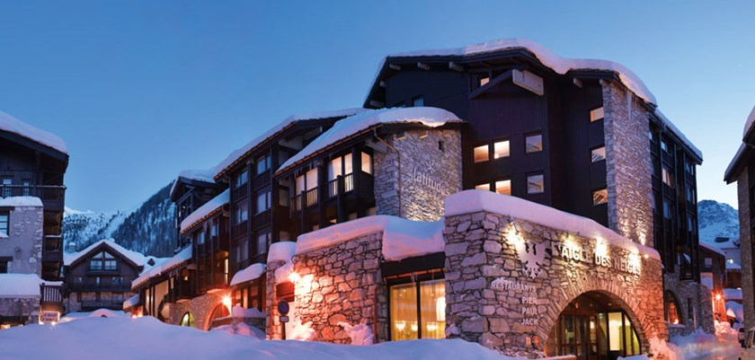 I hotel aigle des neige val d 39 isere france for Hotels val d isere