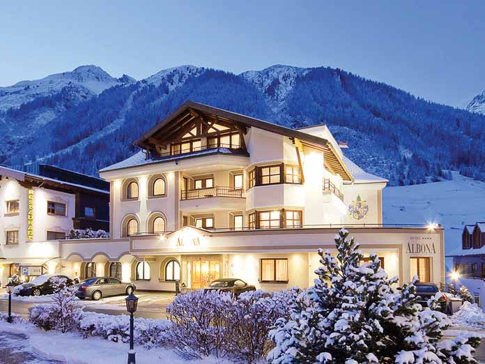 I Ski Co Uk Hotel Albona Ischgl Austria