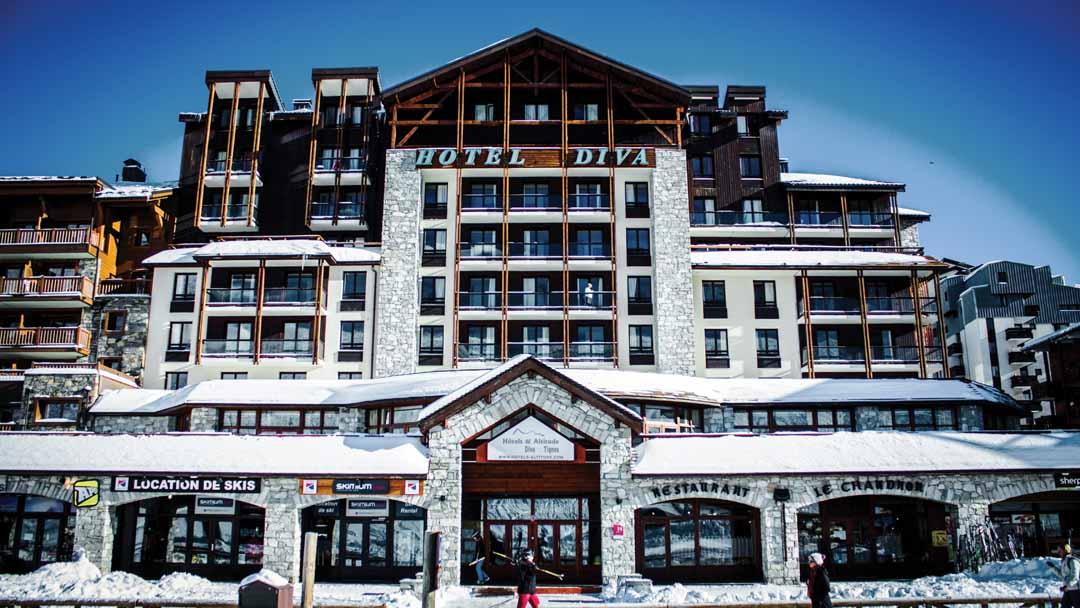 I hotel diva tignes france - Hotel diva tignes ...