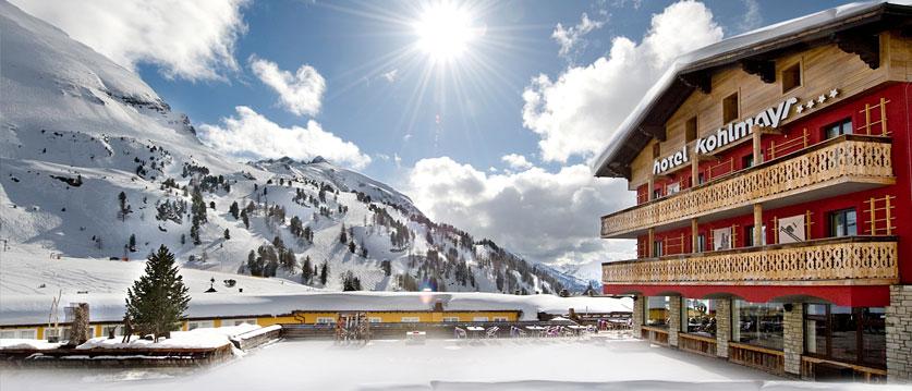 I hotel kohlmayr obertauern austria for Designhotel obertauern