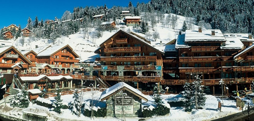 iskicouk Hotel LEterlou Meribel France