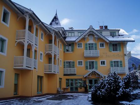 i ski co uk hotel le belvedere brides les bains