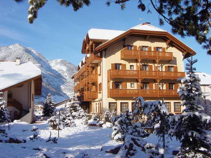 Hotel Mondschein St Ulrich