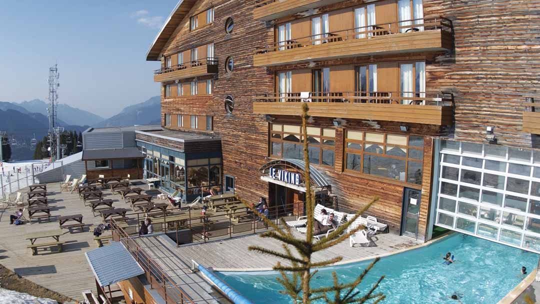 Morzine Hotels With Swimming Pool