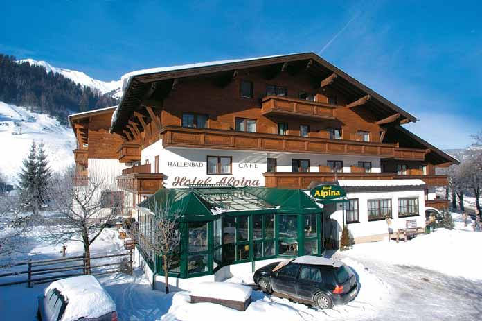 Iskicouk Hotel Alpina Rauris Austria - Hotel alpina austria