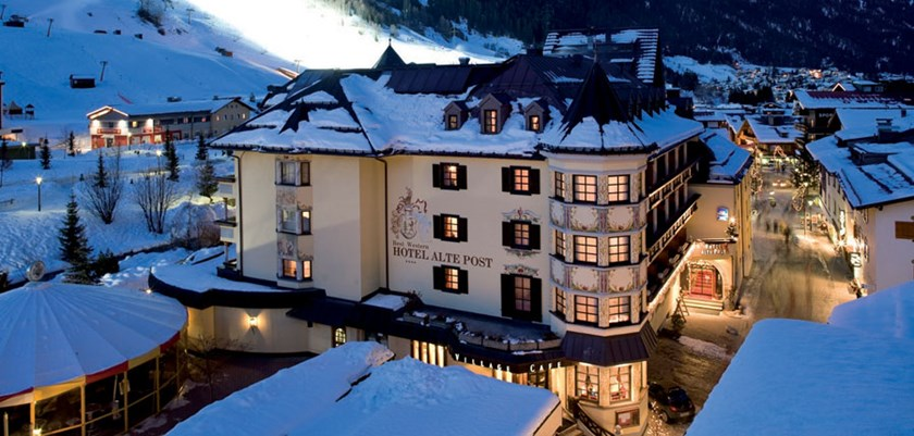 I Ski Co Uk Hotel Alte Post St Anton Austria