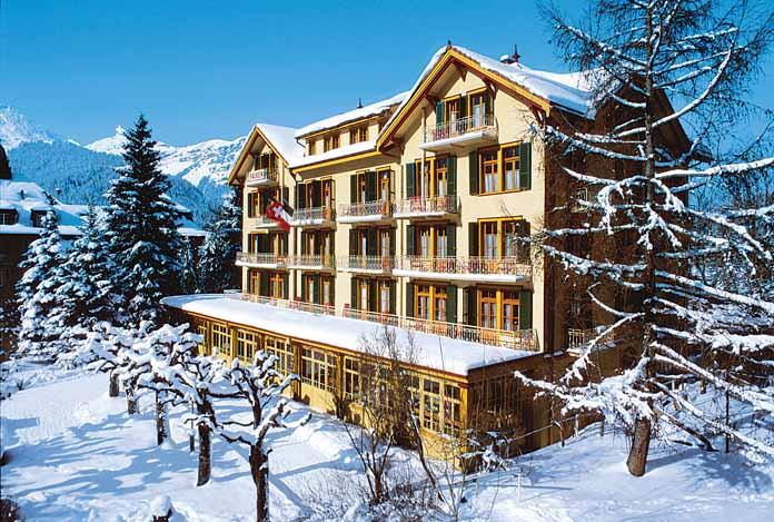 iskicouk Hotel Falken Wengen Switzerland
