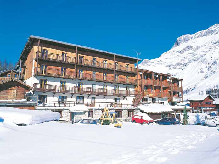 I hotel la foret val d 39 isere france for Hotels val d isere