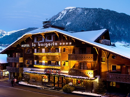 Hotels In Morzine Town Centre