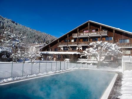 I Hotel Le Bergerie Morzine France