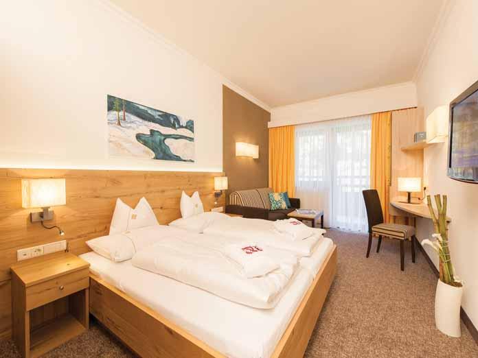 Single Room Accommodation In Obergurgl