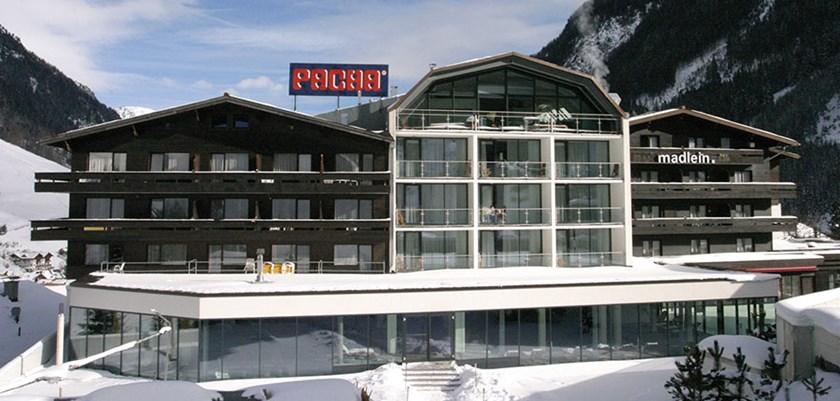I hotel madlein ischgl austria for Designhotel madlein ischgl