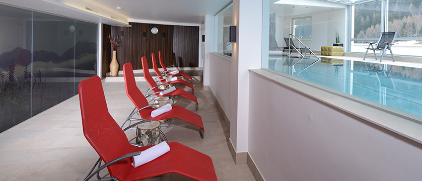 Hotel Nassereinerhof St Anton