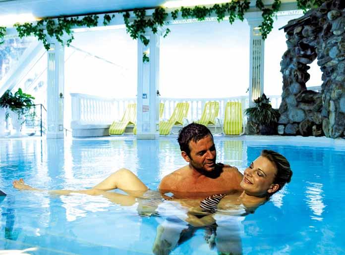 I hotel sanotel bad gastein austria - Bad homburg swimming pool ...