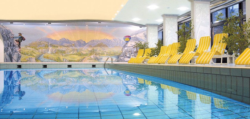 Lift Hotel Kirchberg Austria