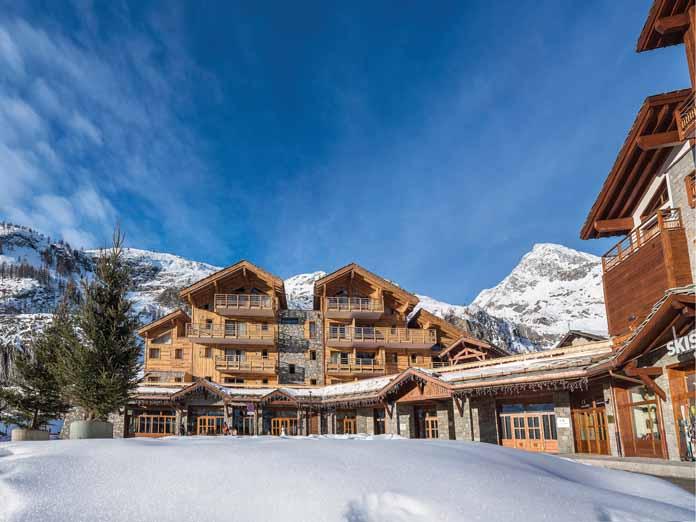 I Ski Co Uk Kalinda Village Apartments Tignes France