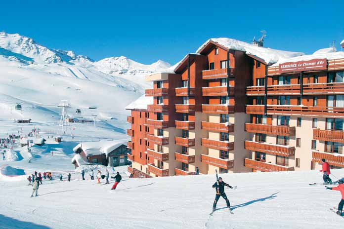 Superb Le Chamois Du0027Or Apartments. Location: Val Thorens ...