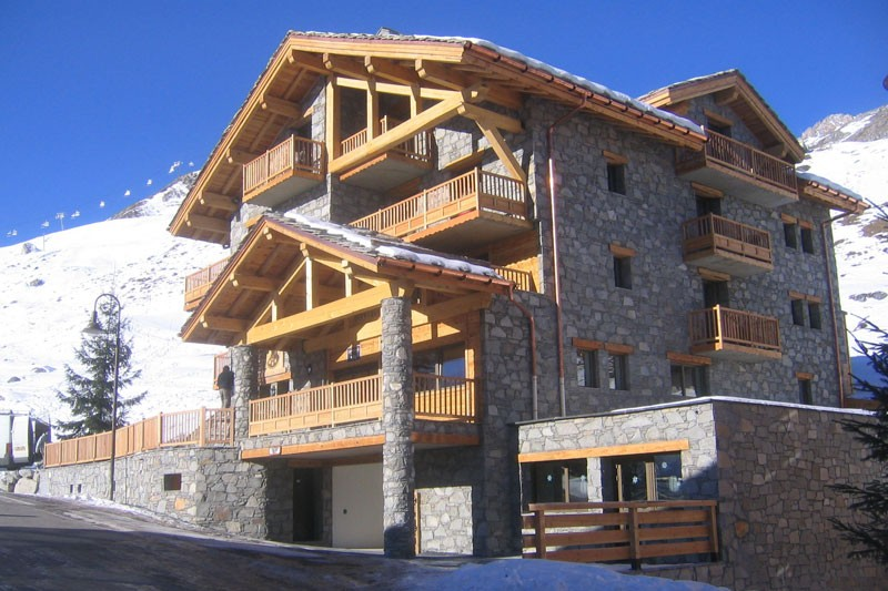I Ski Co Uk Ski Lodge Aigle Tignes France