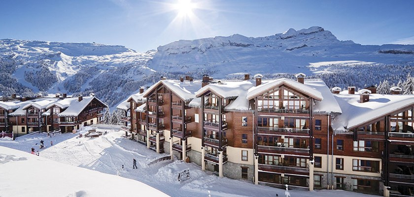 i-ski.co.uk | Terrasses d\'Eos Apartments, Flaine, France