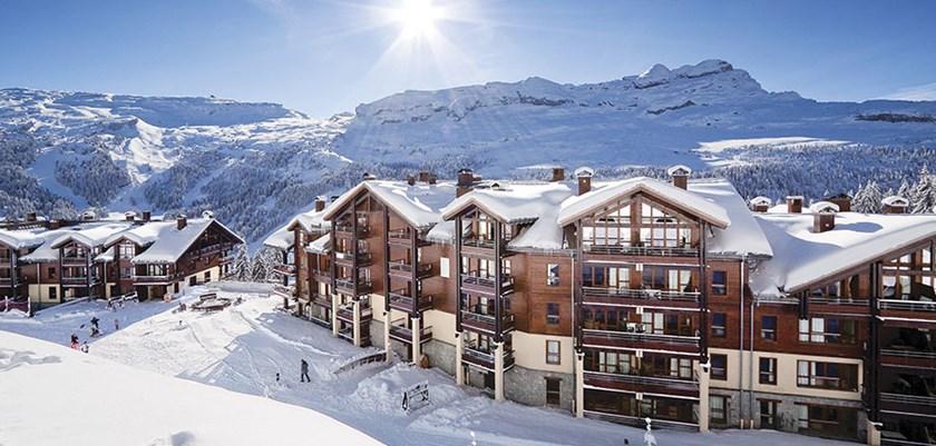iSki® | Flaine Ski Holidays & Resort Guide | Grand Massif