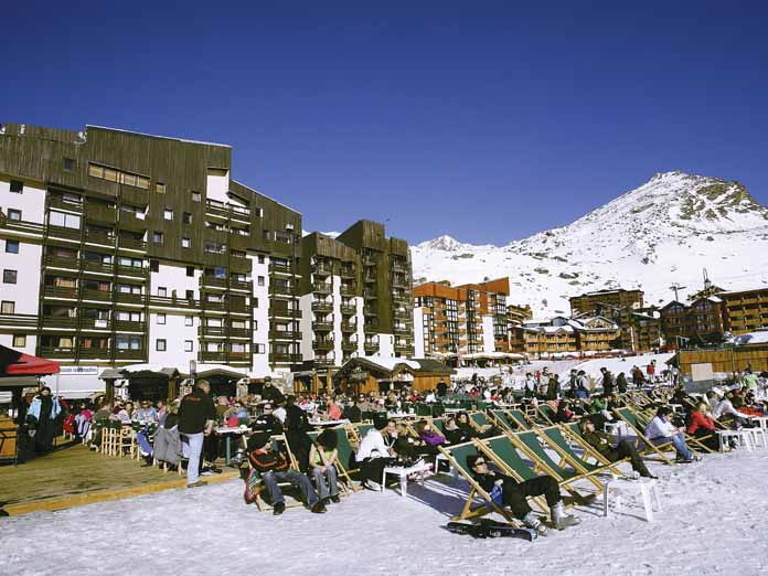 Tikal Apartments · Val Thorens ...