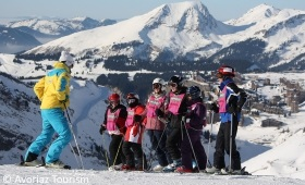 Iski Avoriaz Hotels All Inclusive Half Board B B
